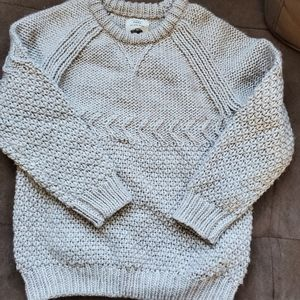 Super cute knit girls sweater